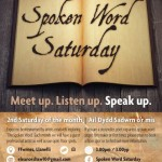 Spoken Word Saturdays
